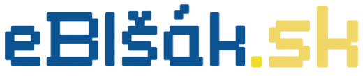 eBlšák – Verejný eShop