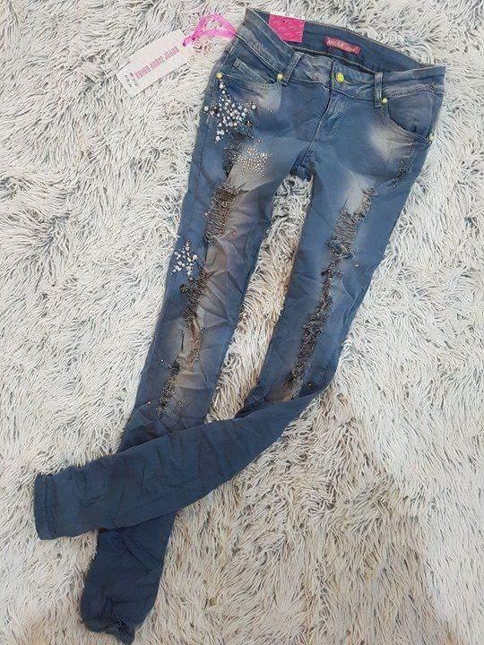 15c2fa281 Dámske rifľové nohavice slim – eBlšák – Verejný eShop